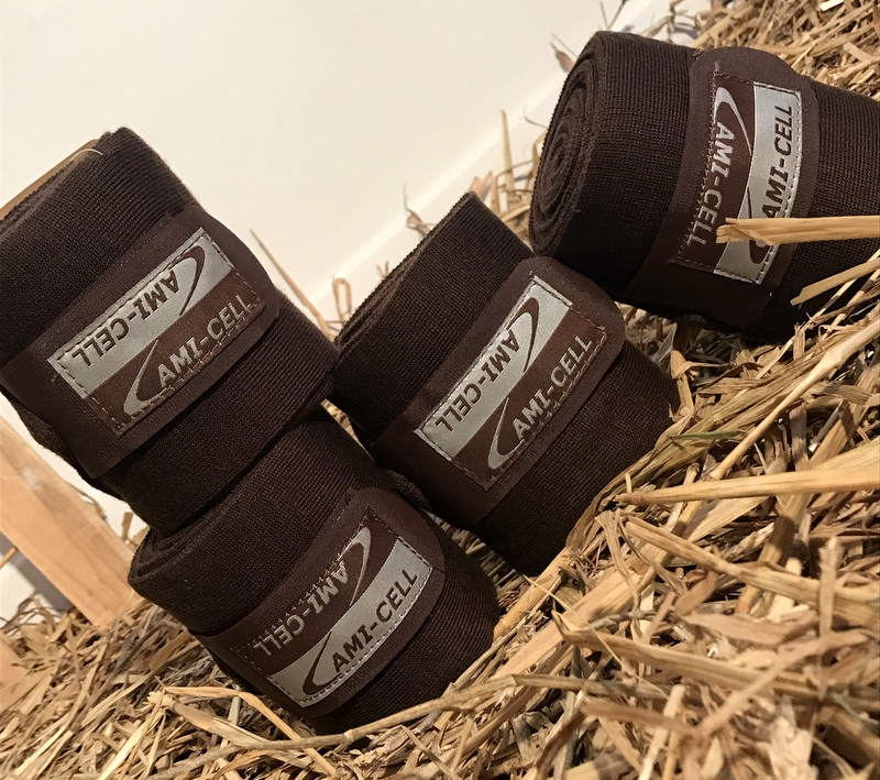 Bandes de repos - Choco - Lamicell