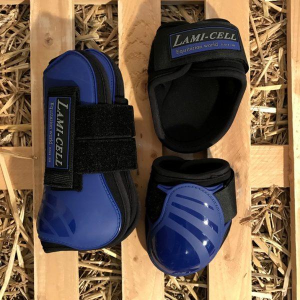 Guêtres et Protège-Boulets - Bleu Roi - Lamicell