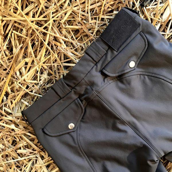 Pantalon d'équitation Gris Homme - Extra Grip- Lamicell
